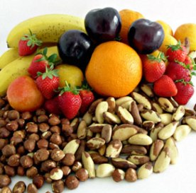 Organic diet for weight loss