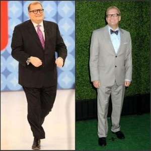 drew carey weight loss story