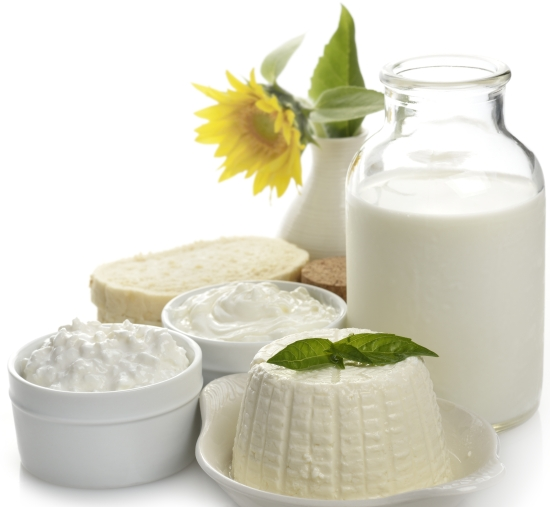 fat free dairy products