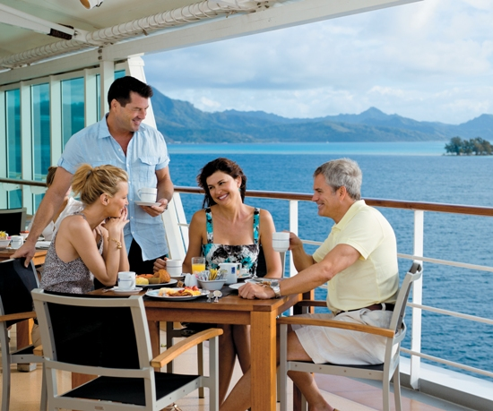 guidelines for a diet on a cruise holiday
